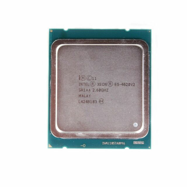 Intel Xeon E5-4620v2 8 Core 2 60ghz 20mb Cache CPU Processor SR1AA