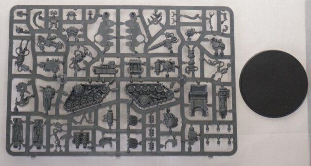 Warhammer 40k Adeptus Mechanicus Skitarii Kataphron Battle Servitors (1 Model)
