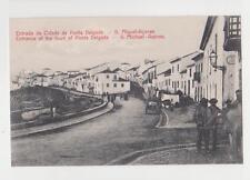 Ponto Delgado,Sao Miguel,Azores,Portugal,Entrance to Town,c.1909