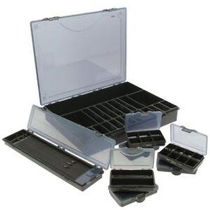 Ngt Tacklebox 7+1 Inkl Angelkoffer & -boxen Rigbox Karpfentackle Carpfishing Sortierbox Angelbox Harmonische Farben Zubehör
