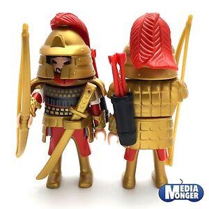 playmobil-Figur-Samurai-Shogun-Asiate-Krieger-Ritter-Bogenschuetze