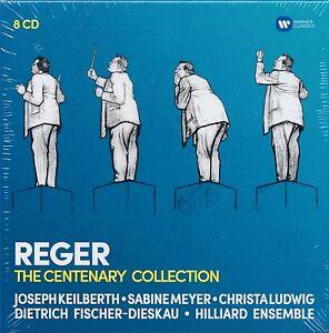 Reger-The-Centenary-Collection-box-CD-NEW-Joseph-Keilberth-Hilliard-Ensemble