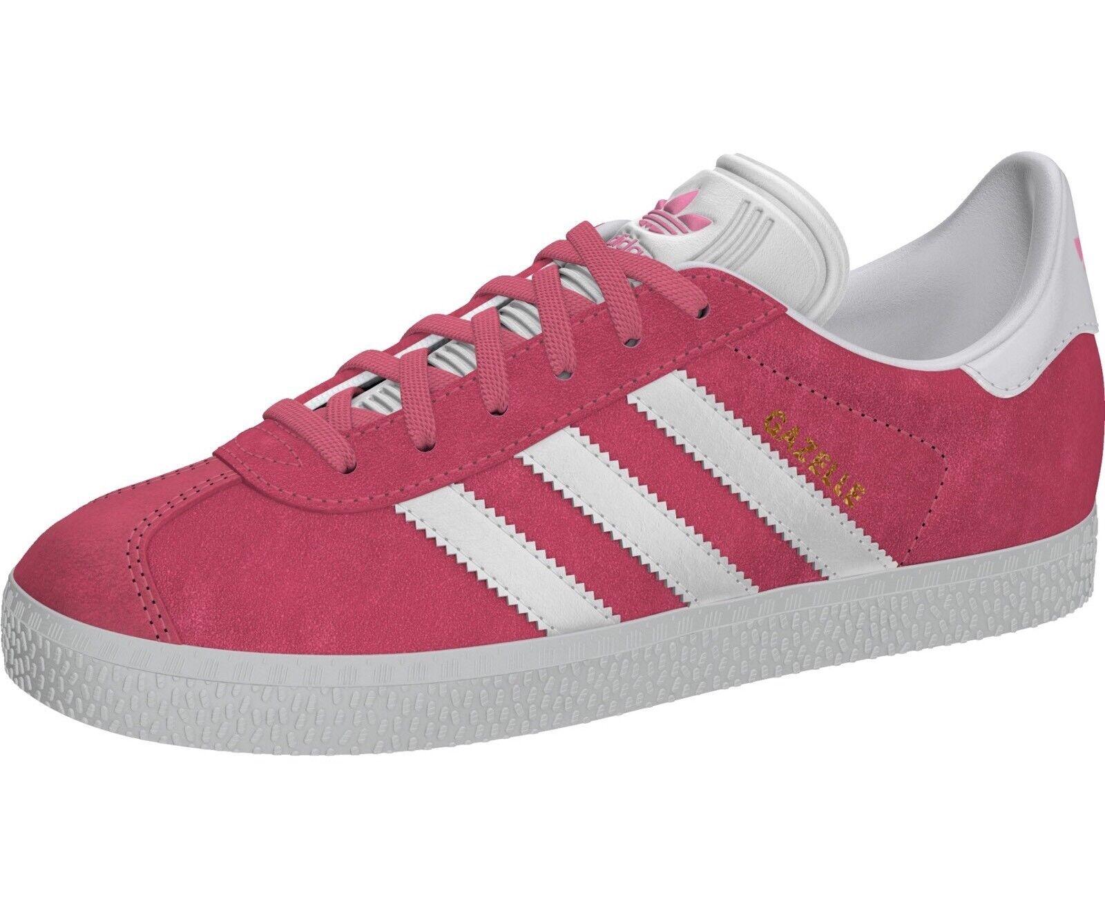 Adidas Gazelle J Trainers Größe UK 5.5 (EUR 38 38 38 2/3) Brand New With Box 2e74a4