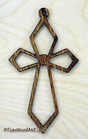 Passion/nail Cross, Handmade Wood Cross For Wall Hanging Or Ornament, Item S1-9