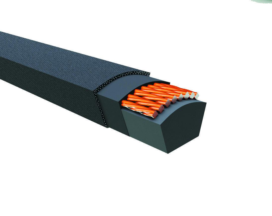 YARD MAN 165163 Replacement Belt