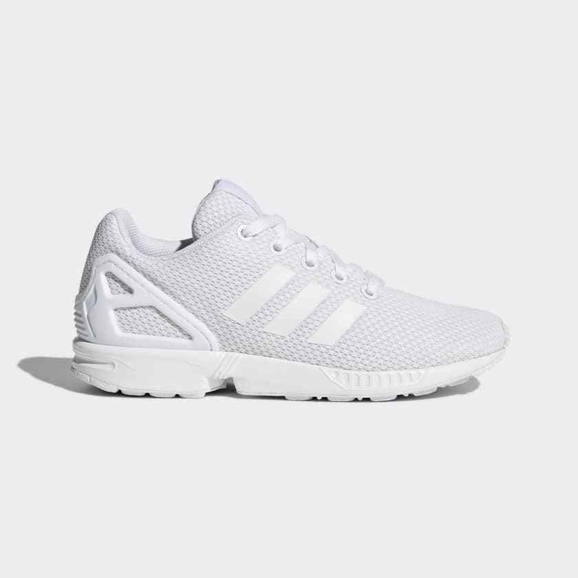 BRAND NEW IN BOX - ADIDAS ZX FLUX TRAINERS  Chaussures  - blanc - SZ 5