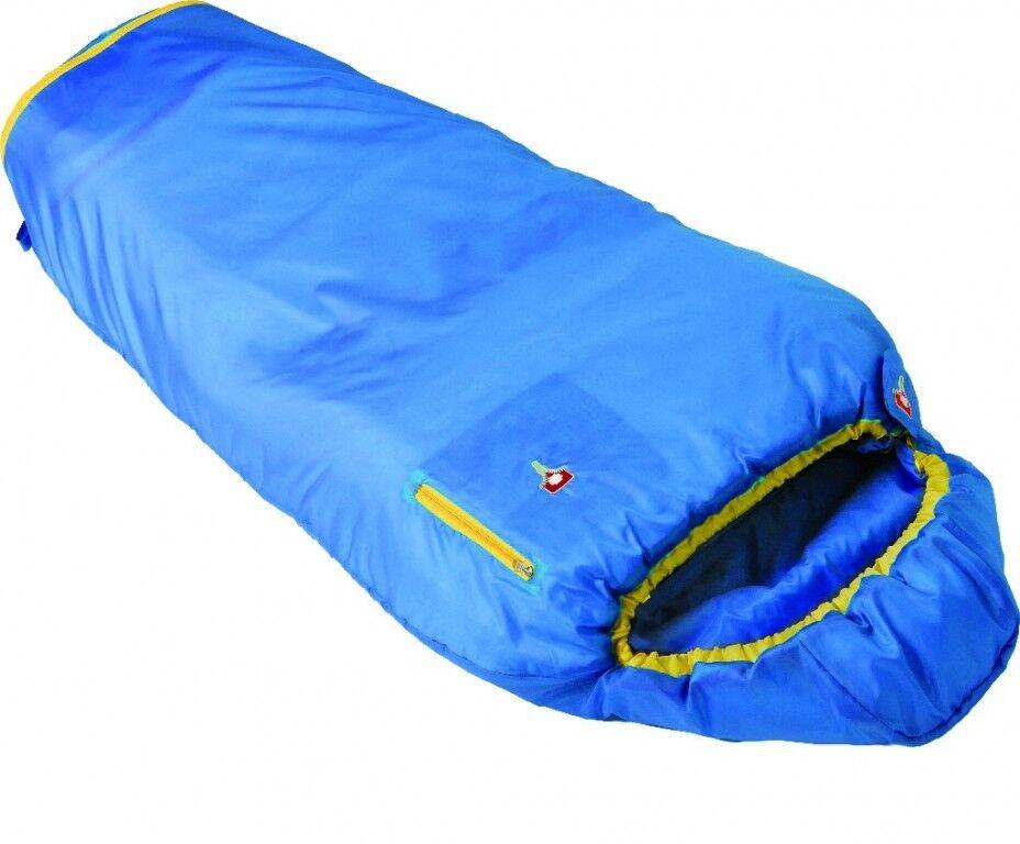 Grüezi-Bag Grüezi-Bag Grüezi-Bag Schlafsack Kinderschlafsack Kids Farbeful variable Größe 140-180x65 4 bffbca