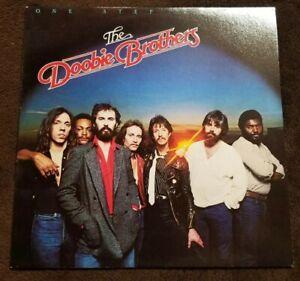 1980-The-Doobie-Brothers-034-One-Step-Closer-034-KENDUN-MASTER-LP-WB-Records-NM
