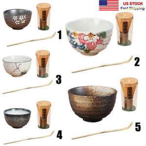 Natural-Bamboo-Make-Matcha-Tool-BAMBOO-Tea-Brush-Teacup-Tea-Bowl-Whisk-Scoop-Set