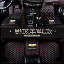 WeatherTech  444421  Front FloorLiner for Select Chevrolet Sonic Models Black