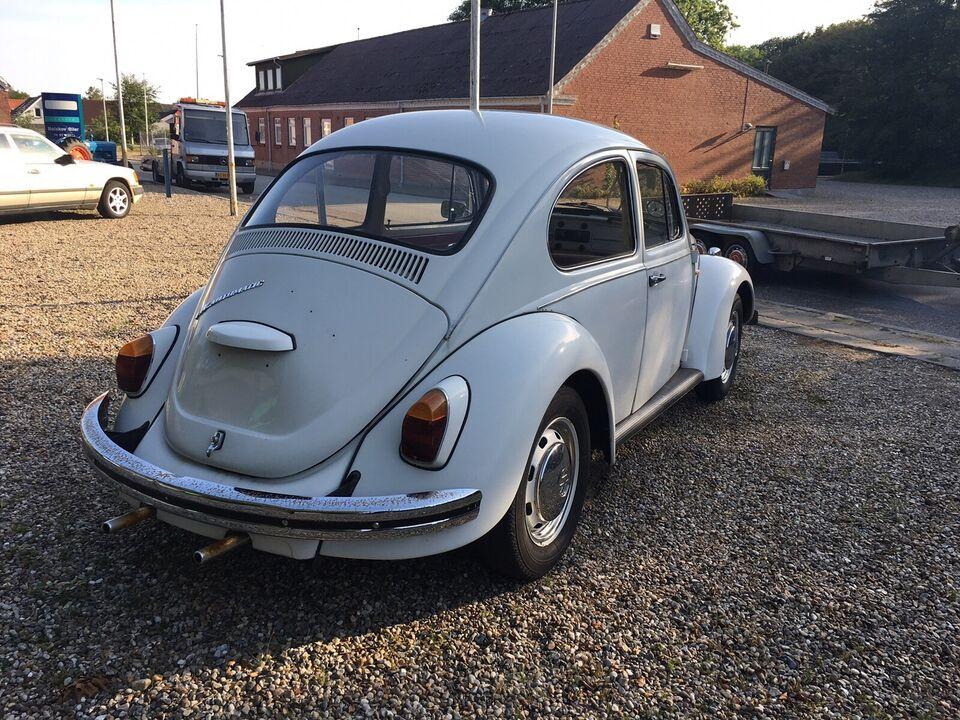 VW 1500, 1,5, Benzin