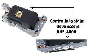 Lente Laser per PS2 Playstation 2 Fat KHS-400B Ottica Lettore CD DVD 400B