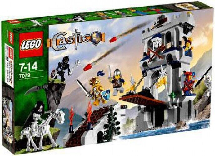 LEGO Castle Drawbridge Defense Set  7079