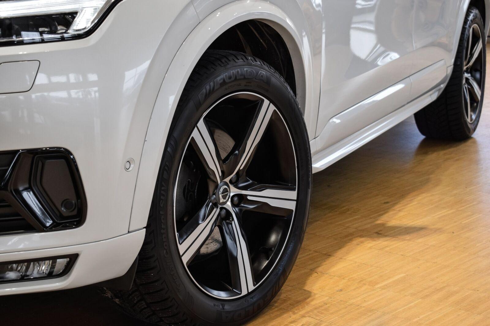 Volvo XC90 2,0 D5 225 R-Design aut. AWD 7prs - billede 4