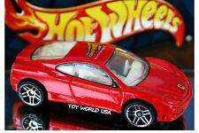 2002 Hot Wheels AUTO MILESTONES Ferrari 360 Modena