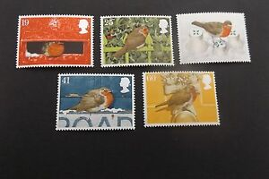 GB MNH STAMP SET 1995 Christmas SG 1896-1900 10% OFF FOR ANY 5+