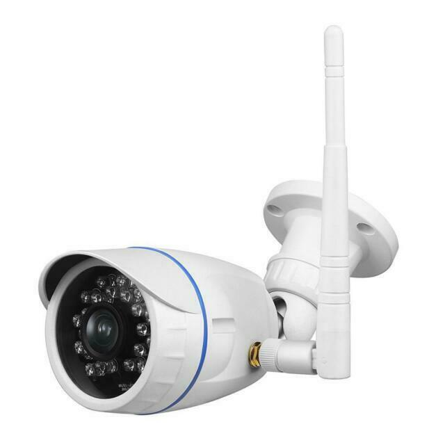 WM Wireless 3.6MM 2MP 1080P IP Camera TF Card Slot Outdoor Network P2P Night 4IR