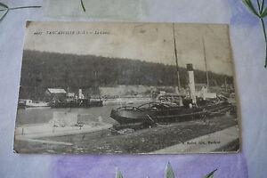 CPA-1917-034-Canal-de-Tancarville-034-Seine-Maritime