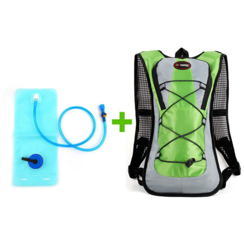 Sporting Backpack 2L Water Bladder Bag Hydration Packs Rucksack Hiking Camping