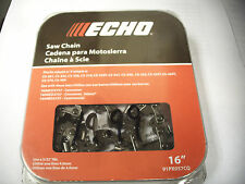 "91PX57CQ GENUINE ECHO 16"" CHAIN CS-370 cs-360T cs-346 cs-3450 cs-345 cs-341"