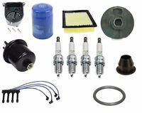 Honda Civic 94-95 Cap-rotor-ngk Wires-spark Plug Tune-up Kit on sale