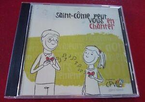 CD-Saint-Come-Peut-Vous-en-Chanter-Various-Folk-Artists