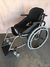 "TiLite TRA Series Titanium Manual Wheelchair (Seat 16""x18"") Serial Number 28291"