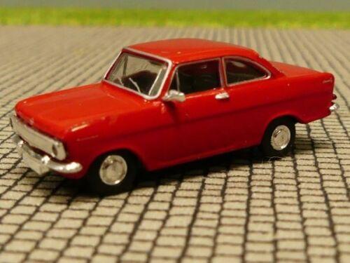 1//87 Brekina Opel Kadett A coupe tomate 20326