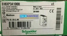 Schneider Electric BMXP341000 Modicon M340 Processor Module Qty