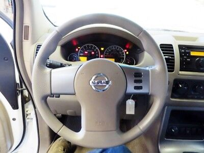 05-12 Nissan Frontier Xterra Pathfinder TAN Left Driver Steering Wheel Airbag