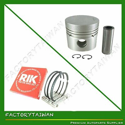 Riken Piston Ring STD 82mm for KUBOTA D1302 V1702 L1801