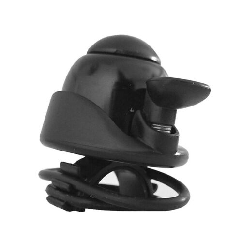 Bike Bell Safety Cycling Bicycle Motor Bell Black Handlebar Alarm Ring Accessory