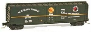 Micro-Trains-Z-Northern-Pacific-50-039-Plug-Door-Box-Car-MTL50700471