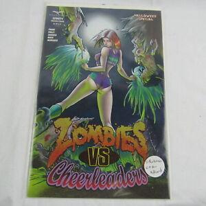 Zenescope Comics Zombies VS Cheerleaders 2015 Halloween