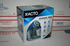 School Pro Classroom Electric Pencil Sharpener New In Box