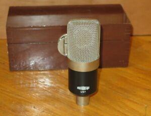 Soundelux U97 Multi-Pattern Microphone - Transformerless K67 Capsule