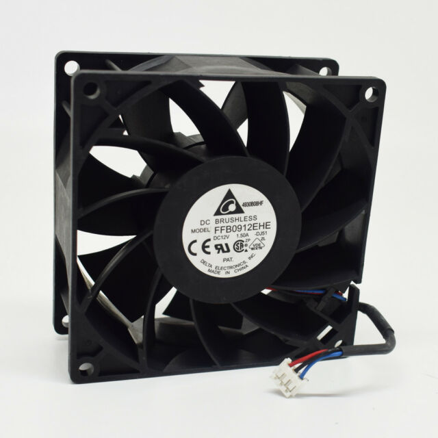 Ventilatore assiale 24 V 4 A