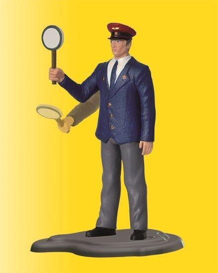 salida para la venta Escala 0 Policía Vial con con con Brazo Móvil, Figuras Emoción, Viessmann 1723  para barato