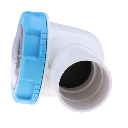 Pool Safety Spring Flow Check Valve for Swimming Pool Pond 63mm Connector