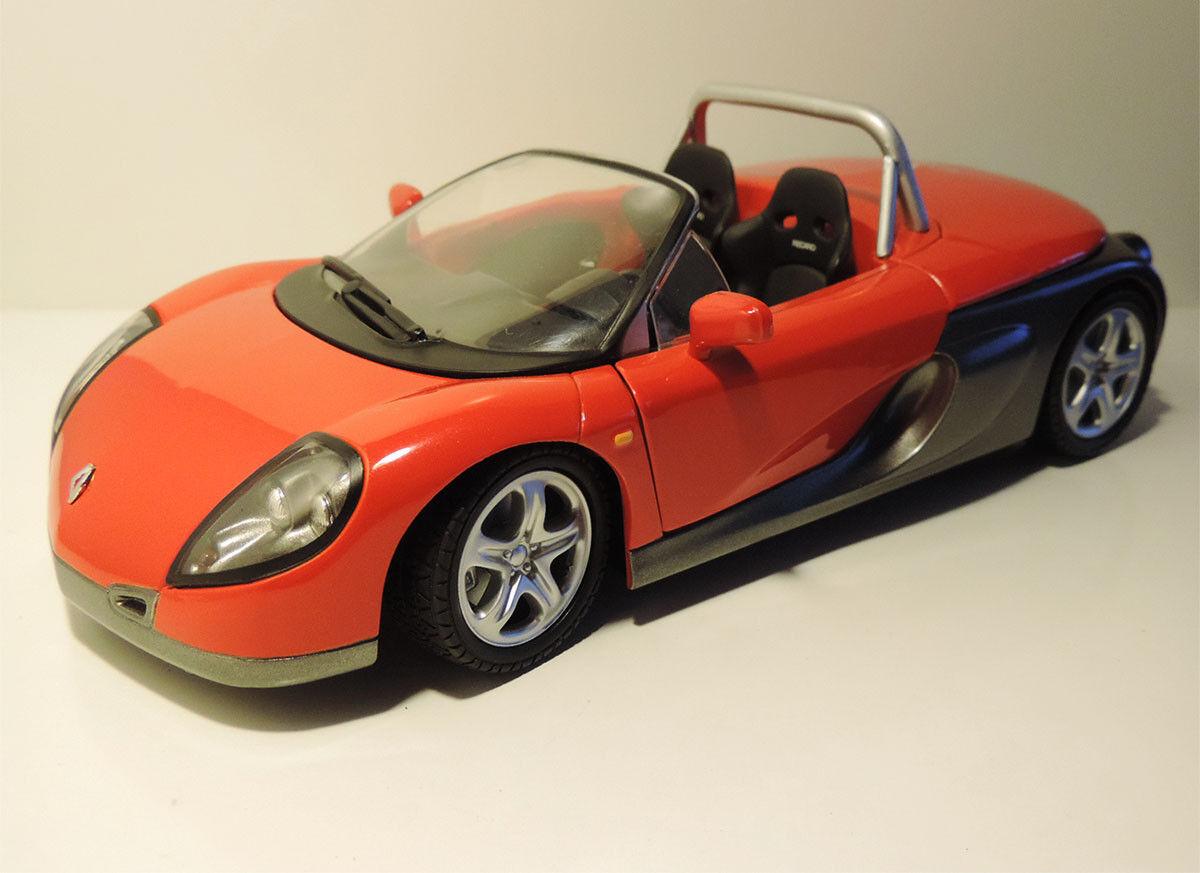 Nwxjmr2881 Spider Voiture Miniature Jouets Renault Et 1 Anson 18 uiPXZTOk