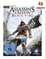 Assassins Creed IV 4 Black Flag Xbox ONE Key Pc Game Download Code Blitzversand