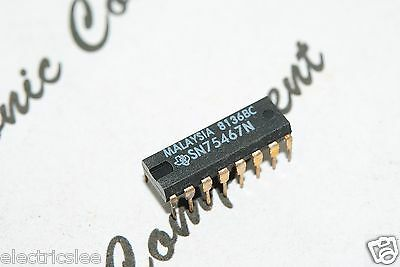 Integrated Circuit Lot of 1 SN74HCT245N IC-B45//72
