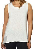 Adrienne Vittadini Ladies' High-low Sleeveless Top Many Colors, Sizes