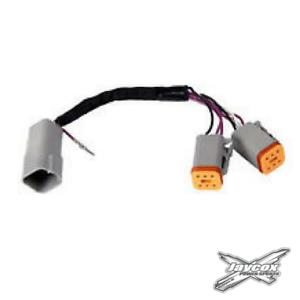 New  Ski-Doo Electric Accessories Y-Adaptor - REV-XP, REV-XR, REV-XU   online shopping sports