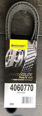 Continental Elite 4060770 Poly-V//Serpentine Belt