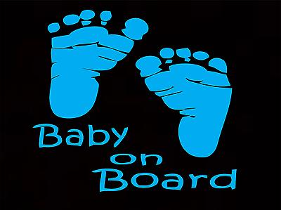 Baby A Bordo Bambino Auto Paraurti Finestra Finestra Segno Adesivo 3- Squisita Arte Tradizionale Del Ricamo