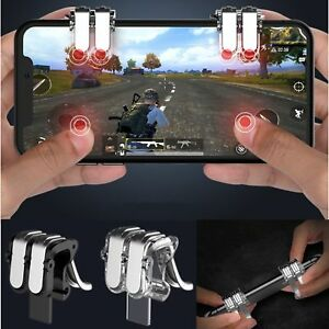 Mobile-Game-Fire-Button-phone-Gaming-Trigger-L1-amp-R1-Shooter-Controller-FA