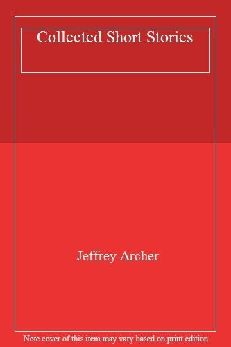 1 of 1 - Collected Short Stories,Jeffrey Archer