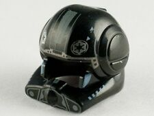 LEGO - Minifig, Headgear Helmet Clone Pilot w/ Open Visor & Blue Markings