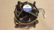 OEM Intel D60188-001 LGA 775 Copper Core Aluminium Heatsink & Fan Working Used